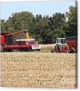 Harvest Time 1 Canvas Print