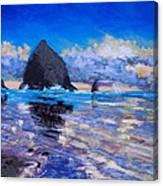 Haystack 2012 Canvas Print