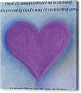 Heartww160 Canvas Print
