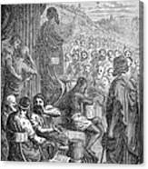 Herodotus (c484-c425 B.c.) Canvas Print