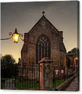 Holy Trinity Church Bradford On Avon England Canvas Print