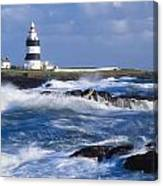 Hook Head, County Wexford, Ireland Canvas Print
