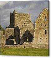 Hore Abbey, Cashel, County Tipperary Canvas Print