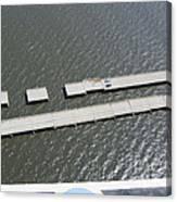 Hurricane Katrina Damage Canvas Print
