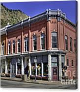 Idaho Springs Colorado Canvas Print