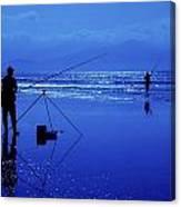 Inch Beach, Dingle Peninsula, County Canvas Print