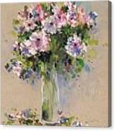 Jabirah Canvas Print