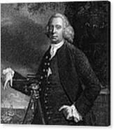 James Brindley (1716-1772) Canvas Print