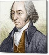 James Watt, Scottish Engineer Canvas Print