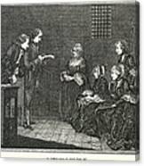 Jean Calas (1698-1762) Canvas Print