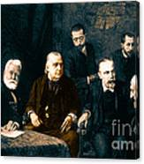 Jean-martin Charcot, French Neurologist Canvas Print