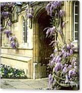 Jesus College Canvas Print
