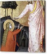 Jesus: Resurrection Canvas Print