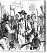 John Browns Raid, 1859 Canvas Print