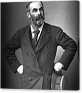 John Burns (1858-1943) Canvas Print