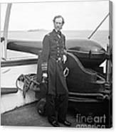 John Dahlgren, American Naval Officer Canvas Print