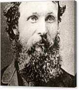 John Muir (1838-1914) Canvas Print