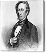 John Tyler (1790-1862) Canvas Print