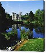 Johnstown Castle, Co Wexford, Ireland Canvas Print