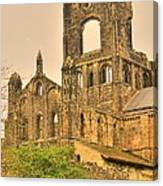 Kirkstall Abbey Canvas Print