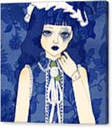 Kyoko Canvas Print
