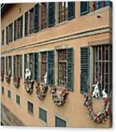 La Petite France Strasbourg France Canvas Print