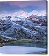 Lake Ercina Canvas Print