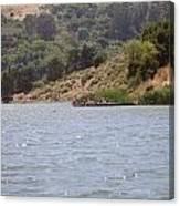 Lake Shabot Canvas Print