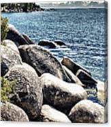 Lake Tahoe Vista Canvas Print