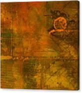 Landscape Of Mars Canvas Print