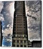 Liberty Building Canvas Print