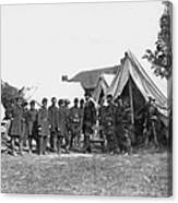 Lincoln & Mcclellan Canvas Print