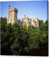 Lismore Castle, Co Waterford, Ireland Canvas Print