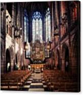 #liverpoolcathedrals #liverpoolchurches Canvas Print