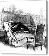 Longfellow: Evangeline Canvas Print