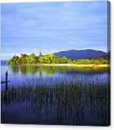 Lough Gill, Co Sligo, Ireland Canvas Print