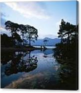Lough Leane, Lakes Of Killarney Canvas Print