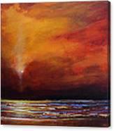 Love Light Canvas Print