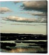 Lowcountry Marsh Front Canvas Print