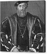 Ludovico Sforza (1452-1508) Canvas Print