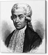 Luigi Galvani, Italian Physician Canvas Print
