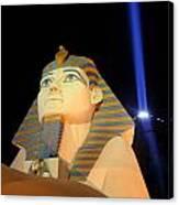 Luxor Sphinx Canvas Print