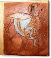 Mabel - Tile Canvas Print