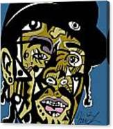 Mac Dre Canvas Print