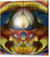 Magische Hoehle Canvas Print