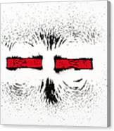 Magnetic Repulsion Canvas Print