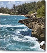Mahaulepu Beach Canvas Print