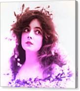 Marie Doro 1902 Canvas Print