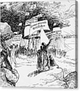 Marxism, C1891 Canvas Print