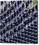 Members Of The U.s. Air Force Academy Canvas Print